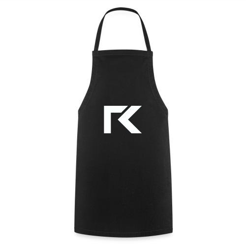 Rxmsey Logo - White - Cooking Apron