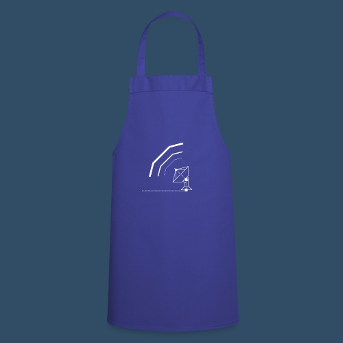Calling All Broadcasts Satellite Dish - Cooking Apron