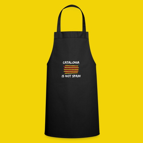 Catalonia Scratch - Cooking Apron