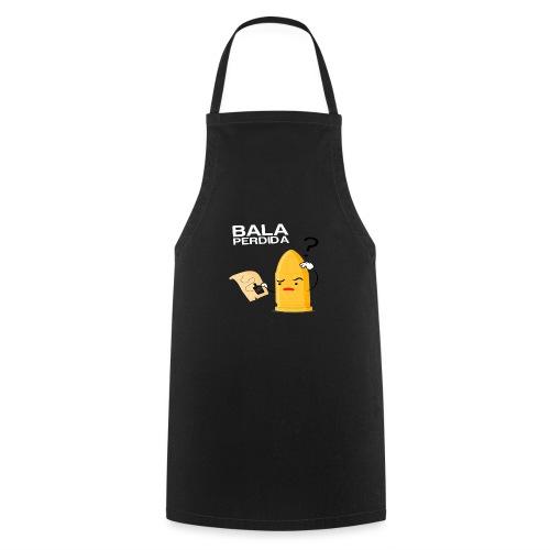 Bala Perdida / Loss Bullet - Delantal de cocina