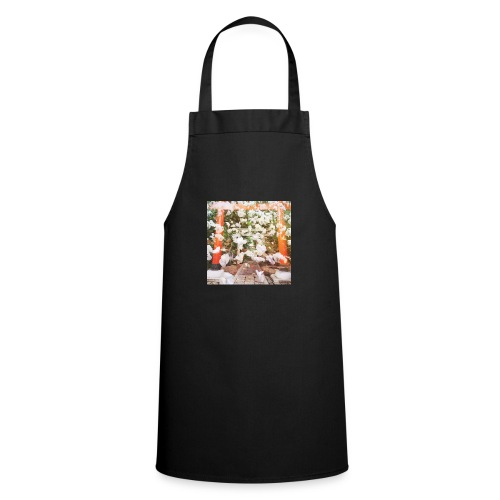 見ぬが花 Imagination is more beautiful than vi - Cooking Apron