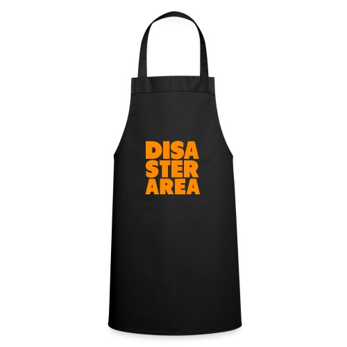 Spreadshirt DISASTER AREA - Cooking Apron