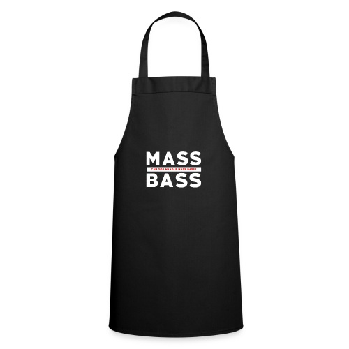 MassBass T-Shirt! Womens - Cooking Apron