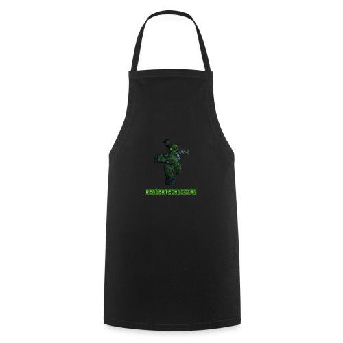 RenderTechnician V3 (Women's Tshirt) - Cooking Apron