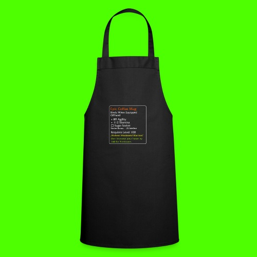 Epic Coffe Mug png - Forklæde