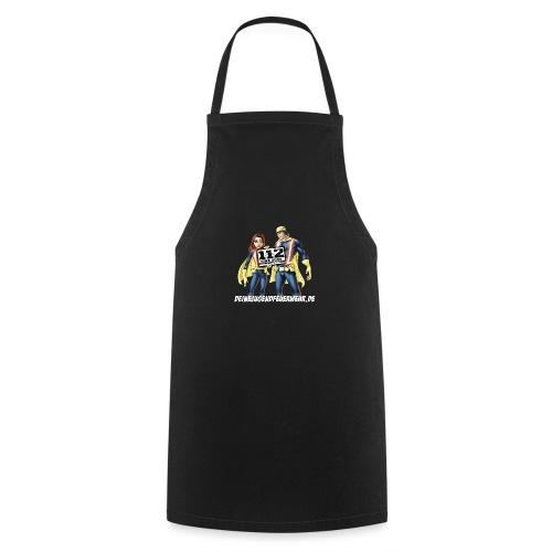 Superhelden & Logo - Kochschürze