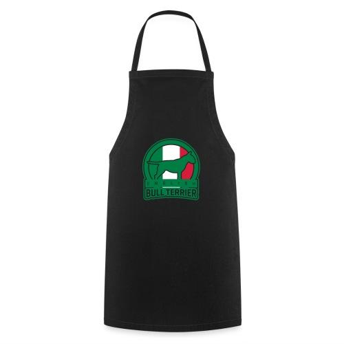 BULL TERRIER Italy ITALIA - Kochschürze