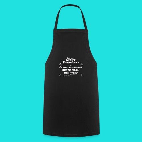 Beste Frau der Welt - Kochschürze