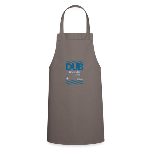Dublin Ireland Travel - Cooking Apron