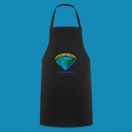 Diamond World - Kochschürze