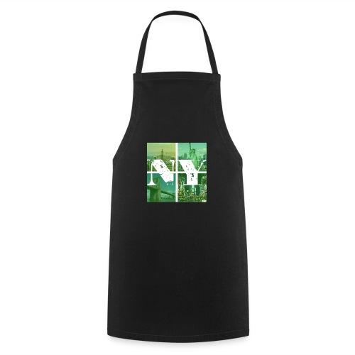 NEW YORK GREEN - Kochschürze
