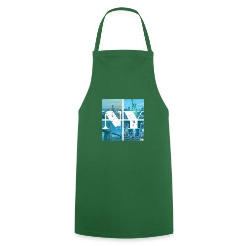NEW YORK BLUE - Kochschürze