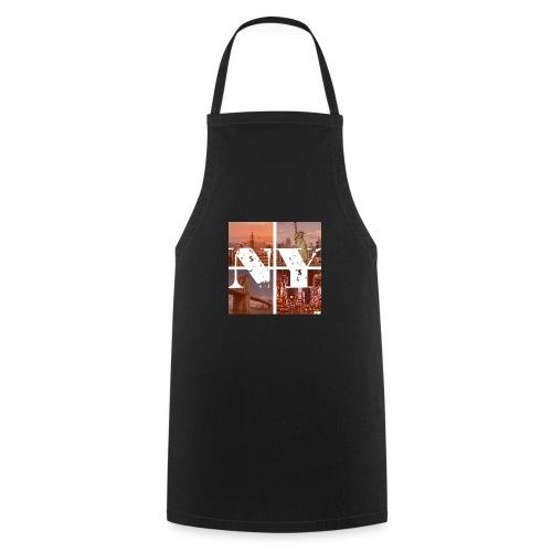NEW YORK RED - Kochschürze