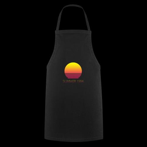 Summer 1984 - Vaporwave - Tablier de cuisine