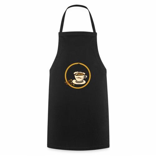 Kaffeeemblem - Kochschürze