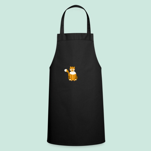 Kitty cat - Cooking Apron