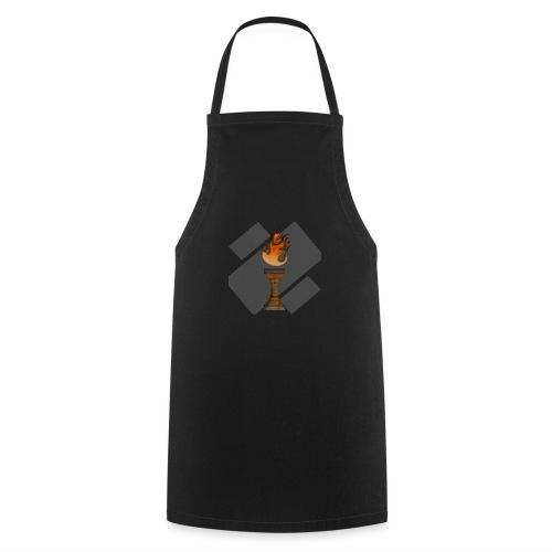 La Flamme de La Ilteam ! - Tablier de cuisine