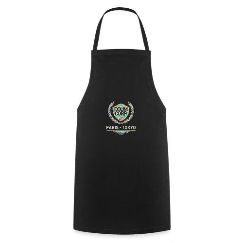 Logo couleurs été - Tablier de cuisine