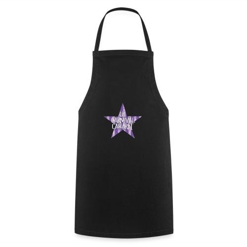 bonnet LCC noir etoie violette - Cooking Apron
