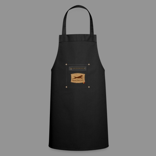 Belgian shepherd Malinois - Cooking Apron