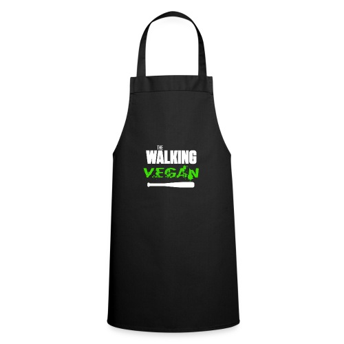 walking vegan 1 - Tablier de cuisine