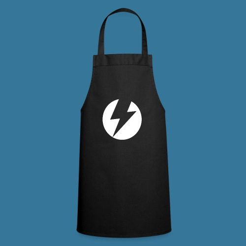 BlueSparks - White - Cooking Apron