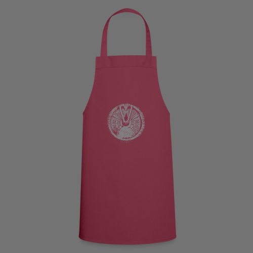 Maschinentelegraph (gray oldstyle) - Cooking Apron