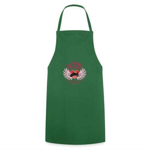 Kabes Fast Bum T-Shirt - Cooking Apron