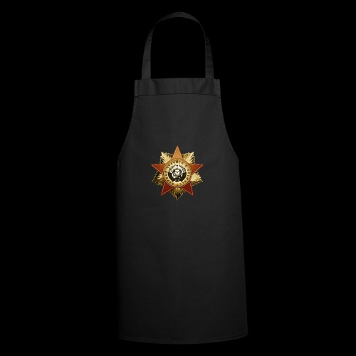 Cosmonaut Medal - Cooking Apron