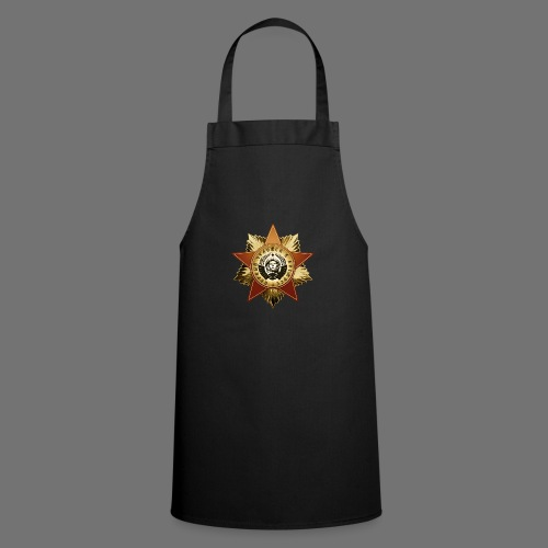 Medal kosmonauta - Fartuch kuchenny