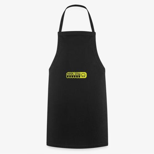 DJ - Delantal de cocina