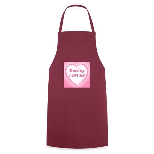 Ma chérie - Tablier de cuisine