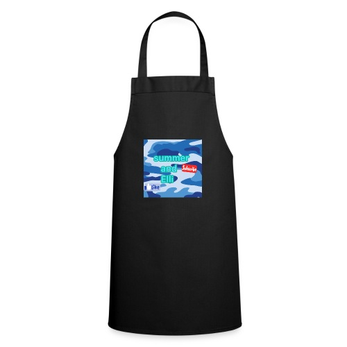 summer and elli official logo merch - Cooking Apron