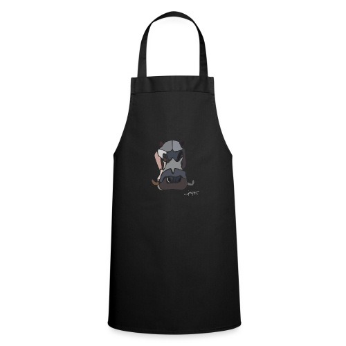Hippopotame by joaquin - Cooking Apron
