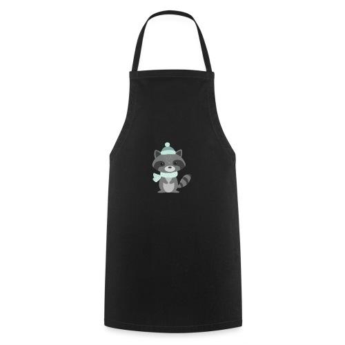 The Raccoon - Grembiule da cucina