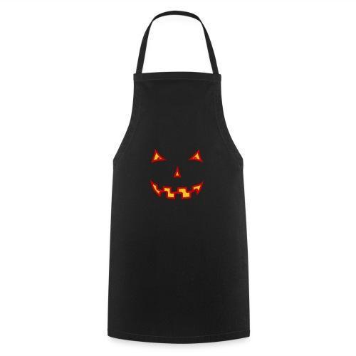 Halloween Gruselgesicht - Kochschürze