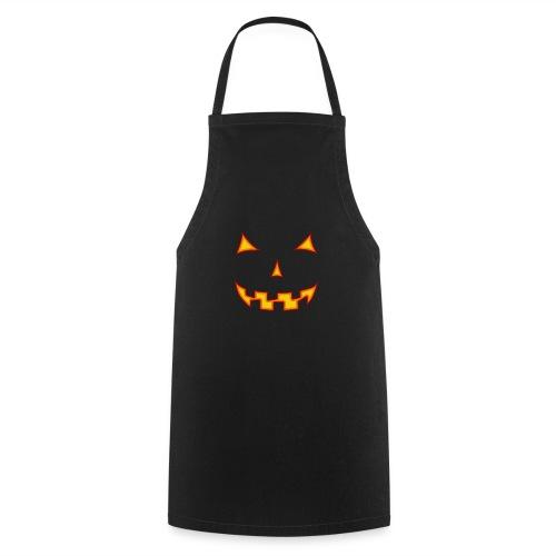 Halloween-Maske - Kochschürze