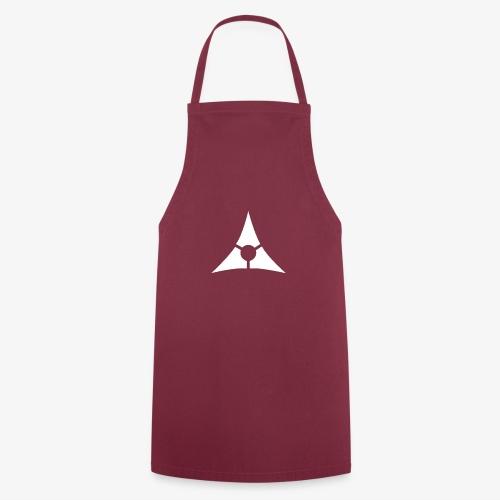 T-Shirt logo Asteria Blanc - Tablier de cuisine
