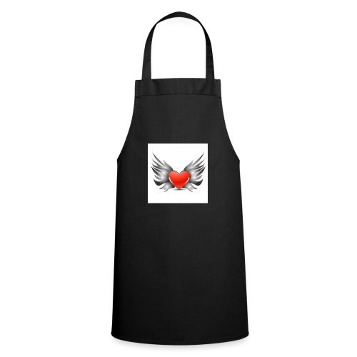 Heart Wings - Tablier de cuisine