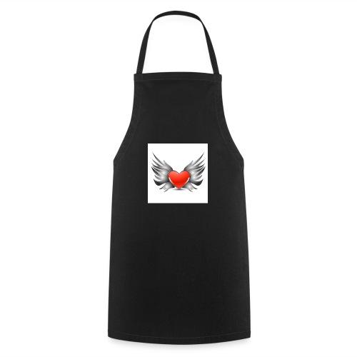 Heart Wings - Tablier de cuisine