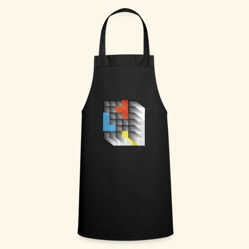 Vintage Block Game - Cooking Apron