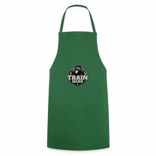 Train Hard - Kochschürze