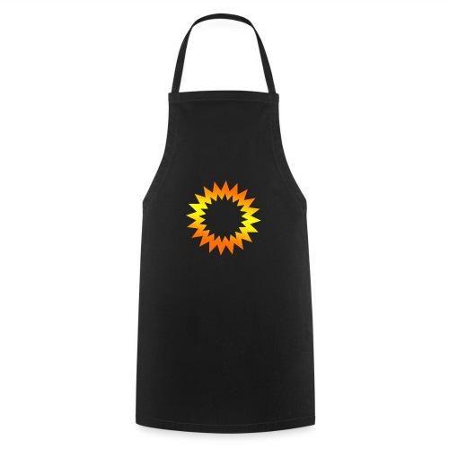 Sonnenzahnrad - Kochschürze