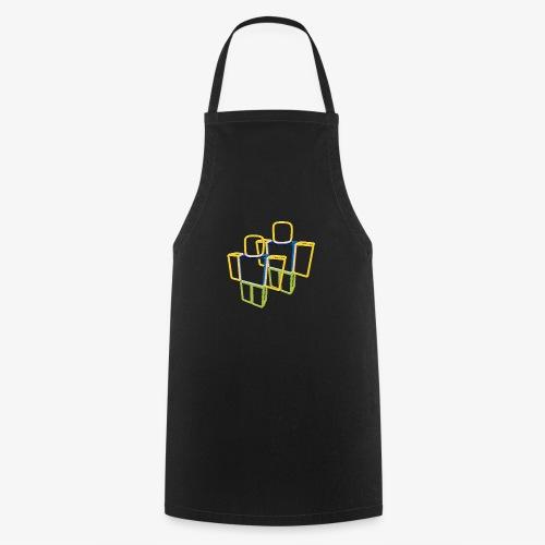 Sqaure Noob Person - Cooking Apron