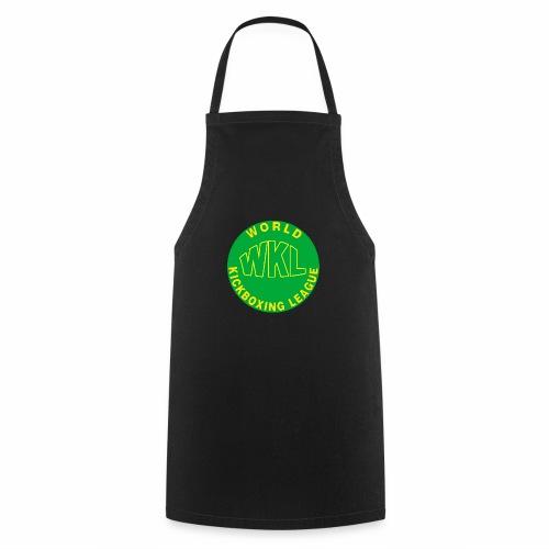 WKL GREEN - Delantal de cocina