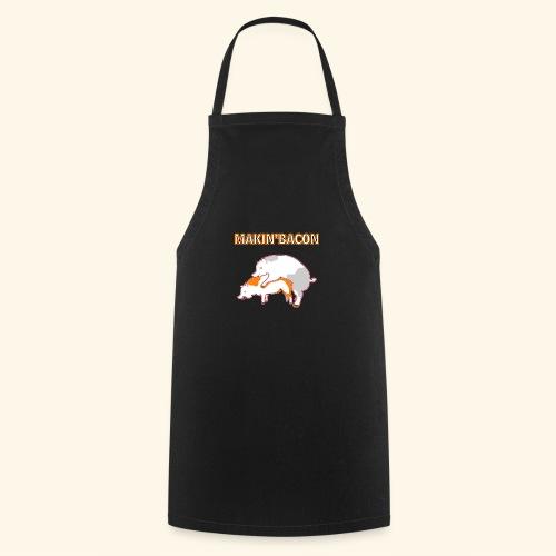 Macin' bacon - Kochschürze