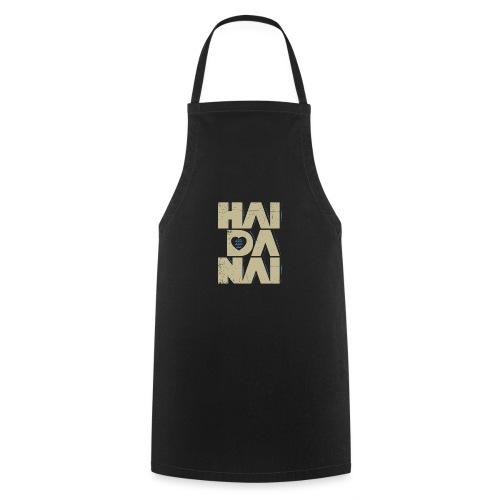 HAIDANAI - Kochschürze