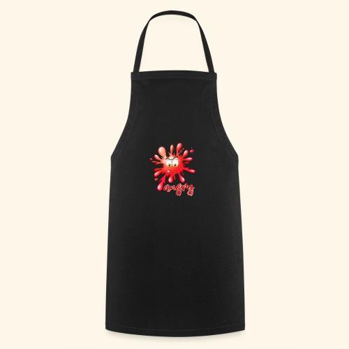 angry - Grembiule da cucina