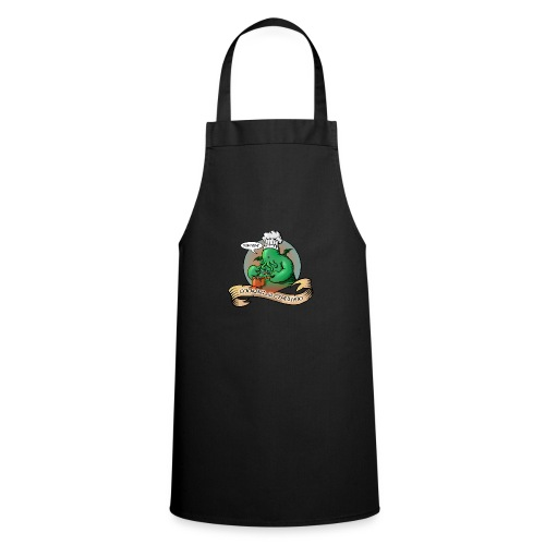Cooking with Cthulhoo - Tablier de cuisine