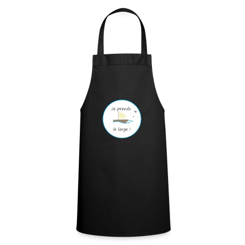 JePrendsLeLarge - Tablier de cuisine